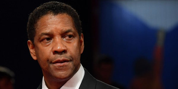 Denzel Washington: 'Movies Are Not Difficult. Send Your Son To Iraq. That's Difficult'