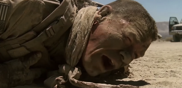 John Cena Gets Serious In New Role As An Army Sniper