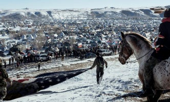 Why They Went: The Inside Story Of The Standing Rock Veterans