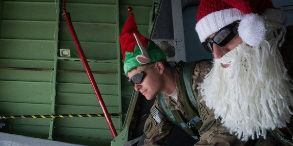 My Favorite Memory From My Afghanistan Deployment Happened At Christmas