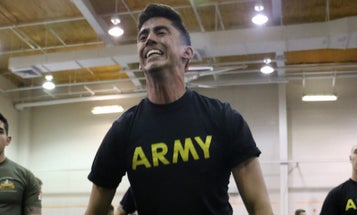 Want A Combat Job? The Army Has A New PT Test For You