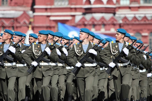 Putin Just Declared Russia's Military The Strongest In The World