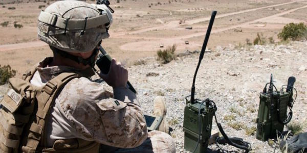 Marines Will Use Smartphones To Call For Artillery Support