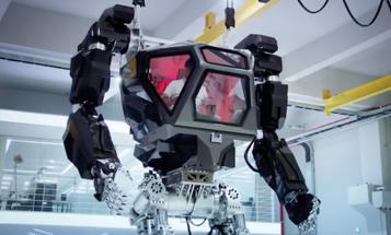 This Man-Controlled Robot Is Straight Out Of 'Avatar' And 100% Real