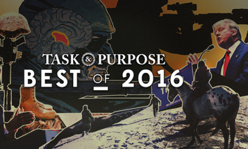 Best Of 2016: The Stories From Task & Purpose You'll Want To Read Again