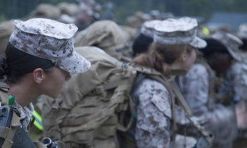 The First Female Infantry Marines Will Graduate Boot Camp This Month