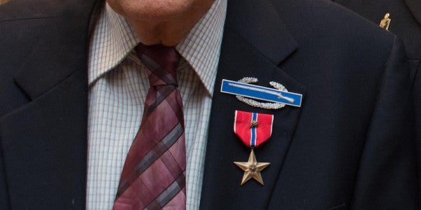 A WWII Veteran's Medals Were Stolen, So A Probation Officer Did Something About It