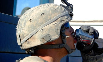 What The Military Doesn't Get About Why Troops Love Energy Drinks