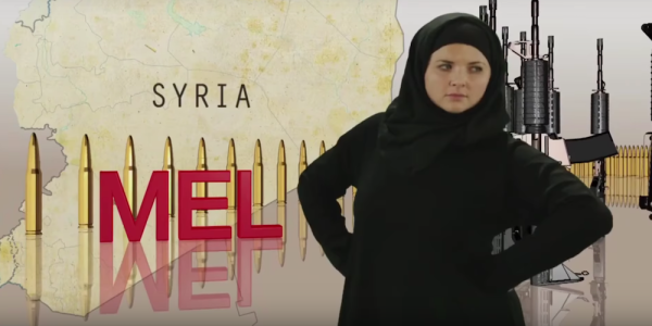 'Real Housewives of ISIS' Is Both Deeply Offensive and Highly Amusing