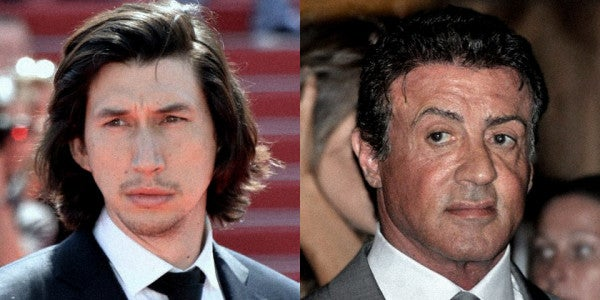 Sylvester Stallone And Adam Driver Team Up For Movie About Wounded Afghan Vet Travis Mills