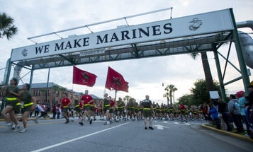 Parris Island Drill Instructor Forced Recruits To Do His College Homework