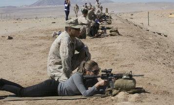 Military Spouses Should Enjoy Same Gun Rights As Service Members, Congressman Says