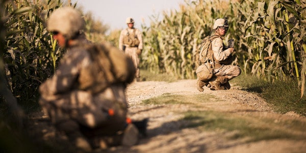Marines Are Going Back To Helmand This Spring To Face The Taliban