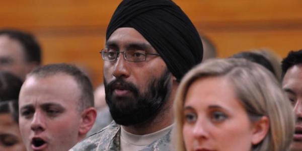 Army Grants Religious Exemptions For Beards, Turbans, And Hijabs