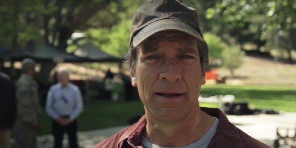 Mike Rowe's Letter To A Dying Soldier Is The Perfect Message From A Celebrity