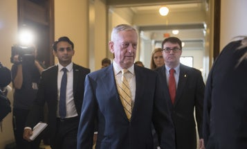 Mattis' Confirmation Hearing Is This Week