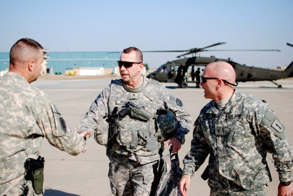 After A General's Suicide, The Army's Looking At Officer Health