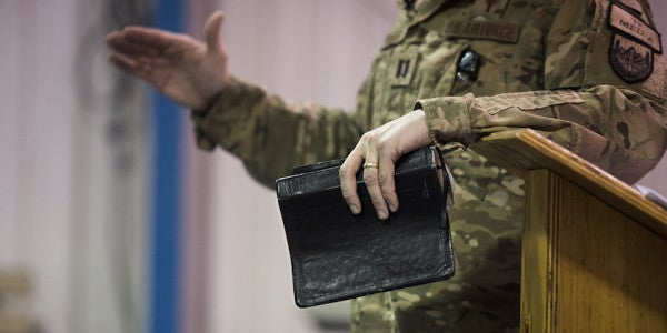 A Marine Says Her Religion Exempted Her From Certain Rules. Here's Why She's Wrong