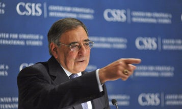 Leon Panetta On Why Civilian Control Of The Military Is Important