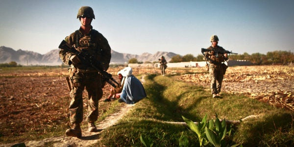 I Deployed Twice To Helmand, I Can't Believe Marines Are Going Back
