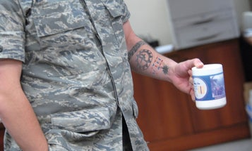 Airmen Can Now Get Tatted Up Under New Air Force Policy