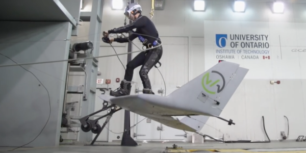 Wingboarding Is The Extreme Sport Of The Future, And The Future Has Arrived