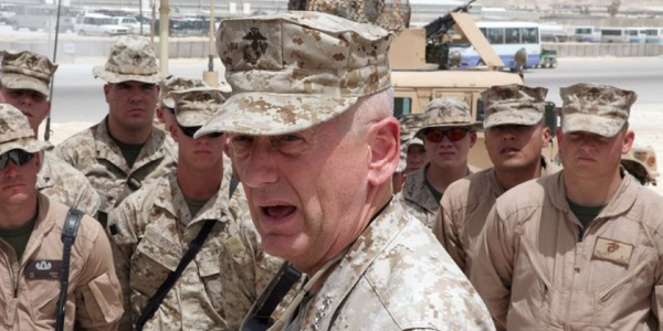 Here's What's Happening With The Gen Mattis' Confirmation Hearing