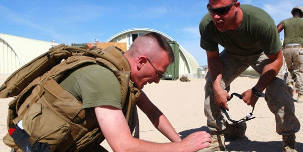 'Enlisted Military' Named Most Stressful Job In The World