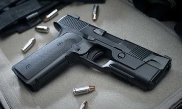 This New Gun Manufacturer Just Unveiled Its First Pistol, And It's Sexy As Hell