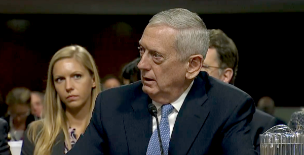 3 Must-Watch Moments From Mattis' Confirmation Hearing