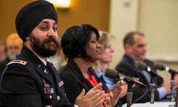 The Right To Wear Beards And Turbans Is A Victory For More Than Sikhs