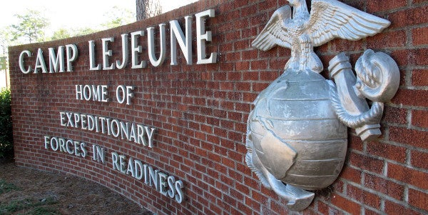 VA Agrees To Pay Billions To Marines Affected By Toxic Water At Camp Lejeune