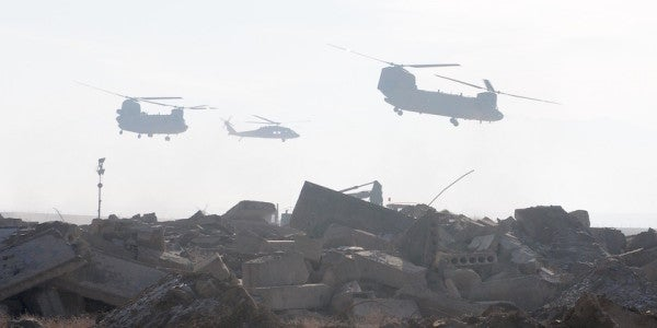 US Troops Cleared In Afghan Civilian Deaths During November Fight In Kunduz