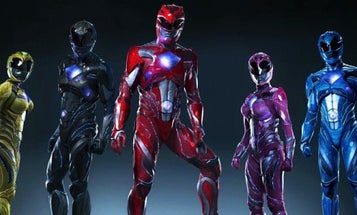 'Power Rangers' Is Getting A Dark And Moody Reboot For The Millennial Generation