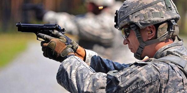 Congress Wants Mattis To Intervene In Army Handgun Program