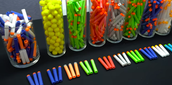 Take Your Nerf-Gun Game To The Next Level With This Video