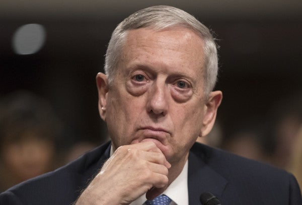 LGBT Advocates Liked What They Heard From Mattis