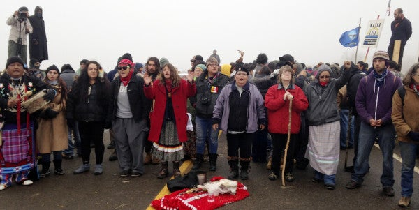 North Dakota Considers Making It Legal To Run Over Protesters With A Car
