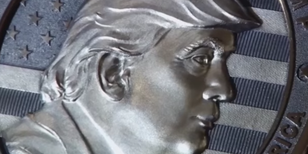 How To Get A Special-Edition Commemorative Donald Trump Coin