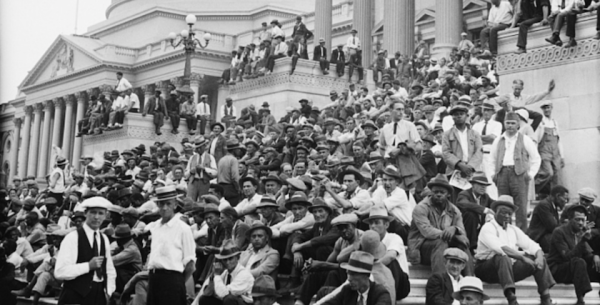 How Veterans Set The Precedent For America's Greatest Protests