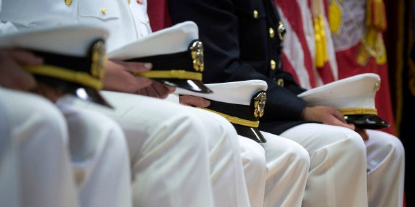 How Female Officers Forced The Navy To Back Down On Uniform Changes