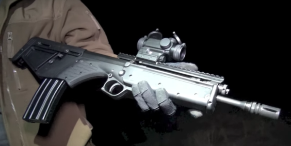 Kel-Tec Just Unveiled Its New Compact Rifle