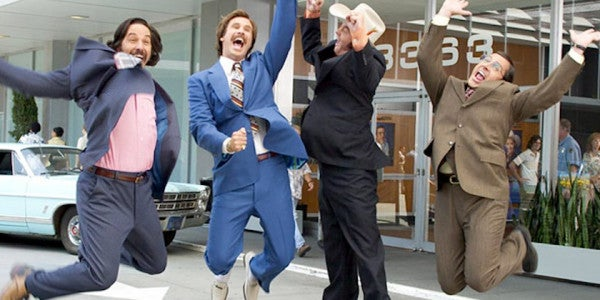 7 Quotes From Anchorman That Explain Warfare