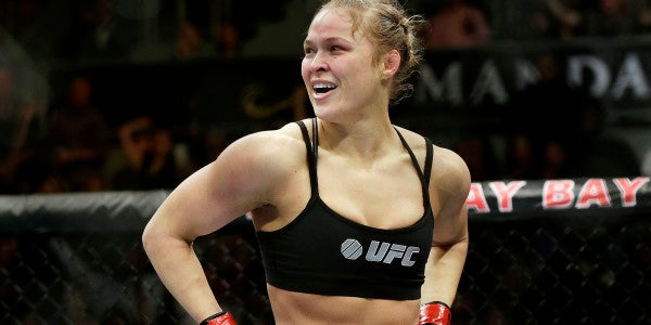 The Standing Rock Sioux Have A New Fighter In Their Corner — Ronda Rousey