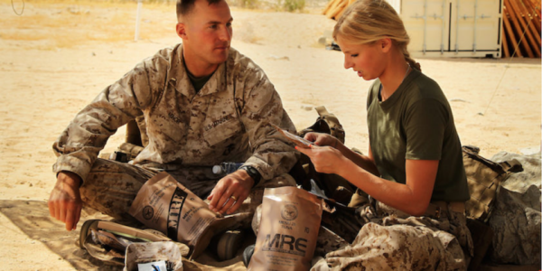 Female Infantry Marines Will Train, Fight, And Sleep Alongside Their Male Counterparts
