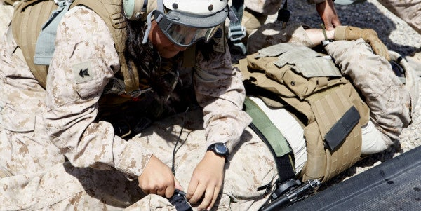 This Is What Marines Really Think Of Their Corpsmen
