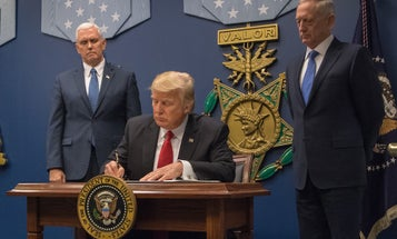 Trump Just Called For A Review Of US Military Preparedness