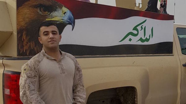Iraqi Refugee Turned US Marine Joins The Fight Against ISIS