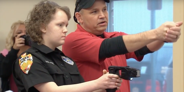 Police Department Helps Dying Teenager Fulfill Wish Of Shooting People With A Taser