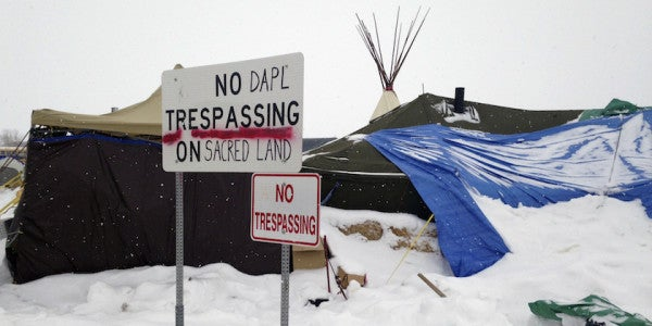 Army Reverses Decision On Dakota Access Pipeline